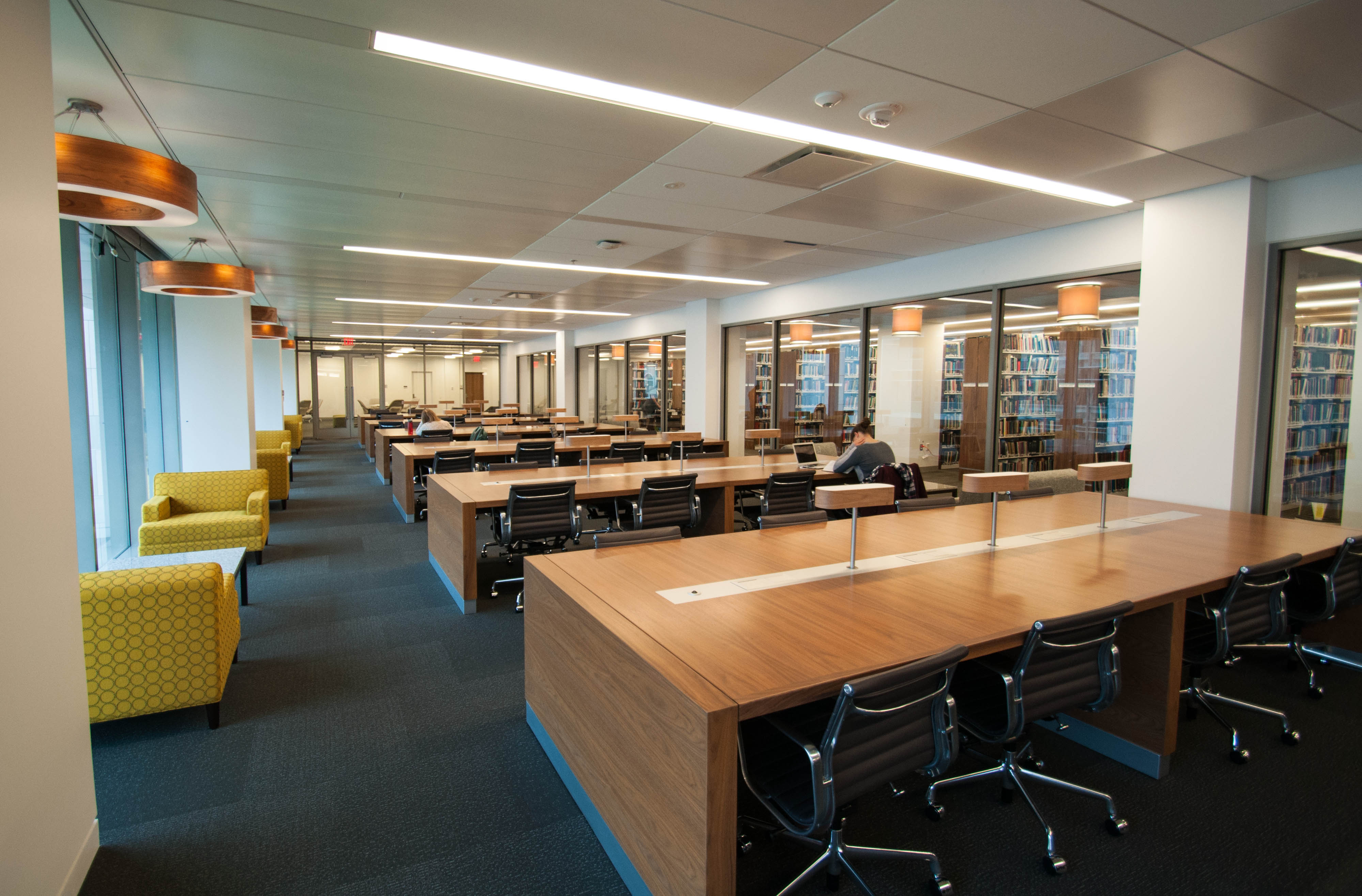 Wcl Library Rooms