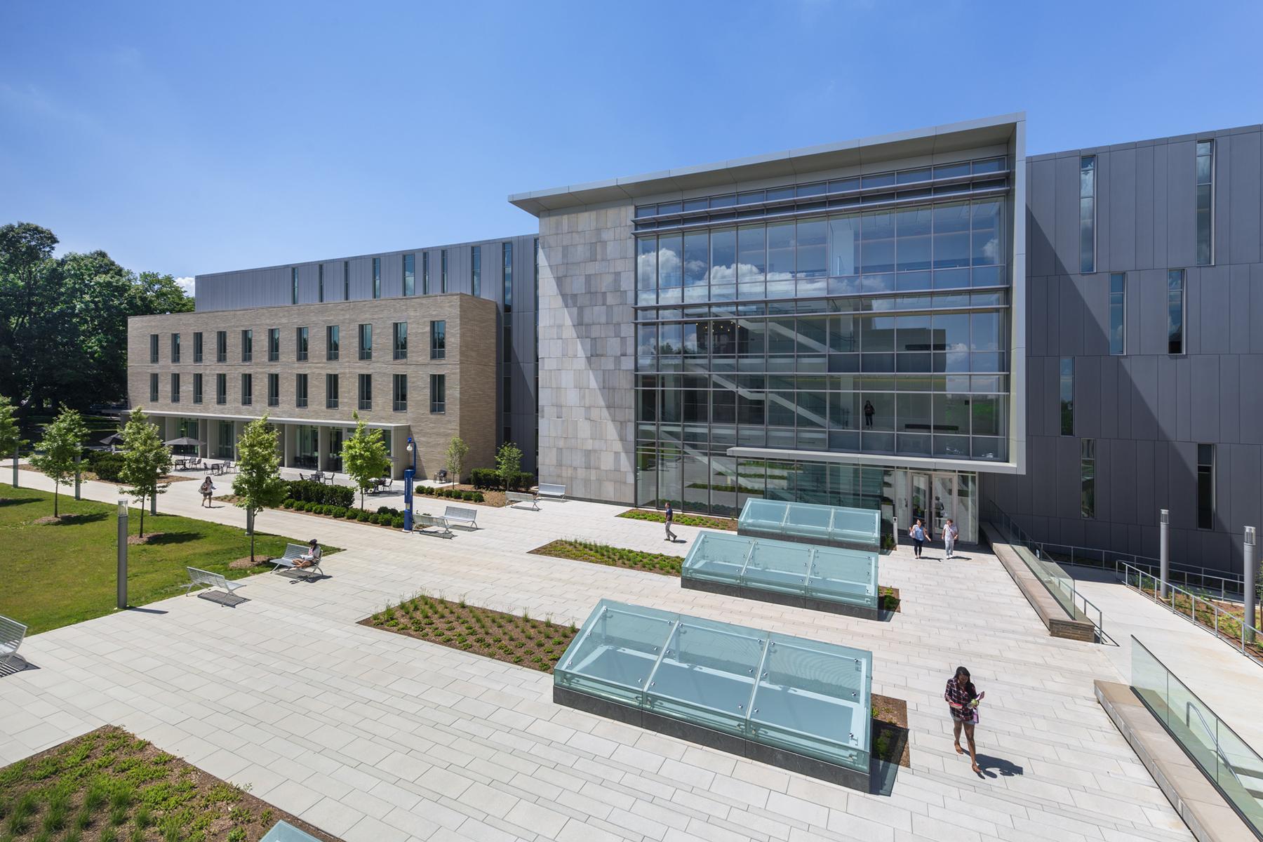 American University Law School >> Tenley Campus Building Opportunity Tenley Campus